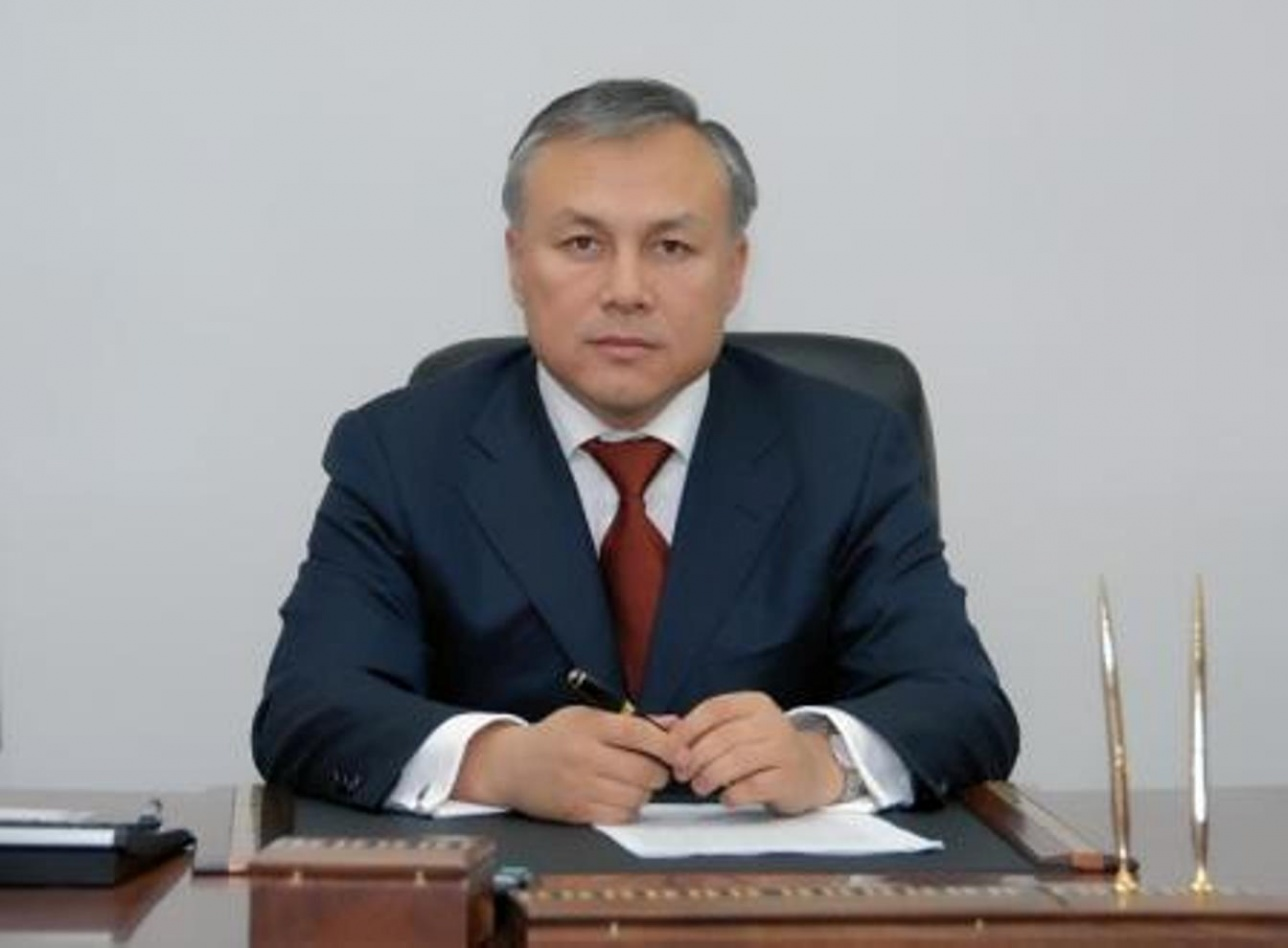 Баедилов Канат Ескендирович