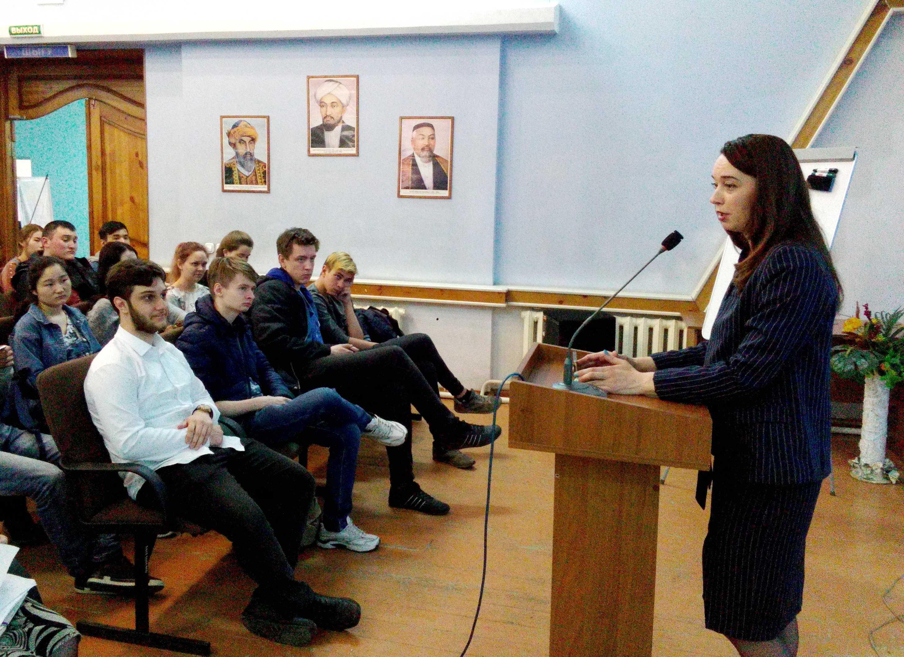 Молодые предприниматели Усть-Каменогорска прошли бесплатное обучение в школе бизнеса