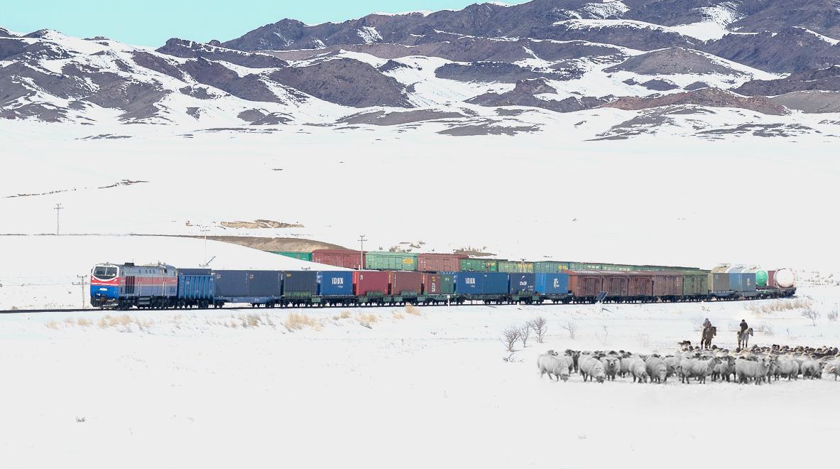 Объем транзитных контейнерных перевозок через РК увеличился в 1,5 раза