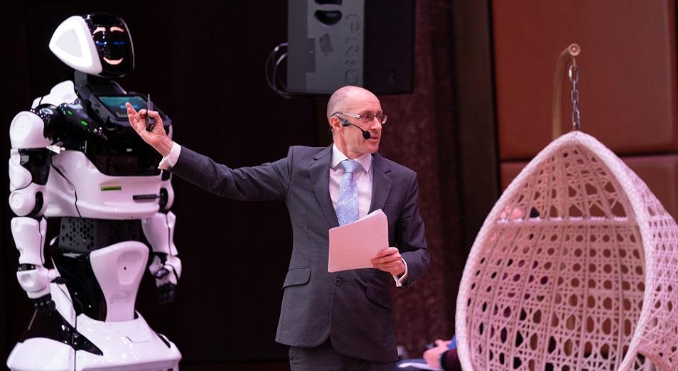 В Алматы состоялся форум IDC Future of Work