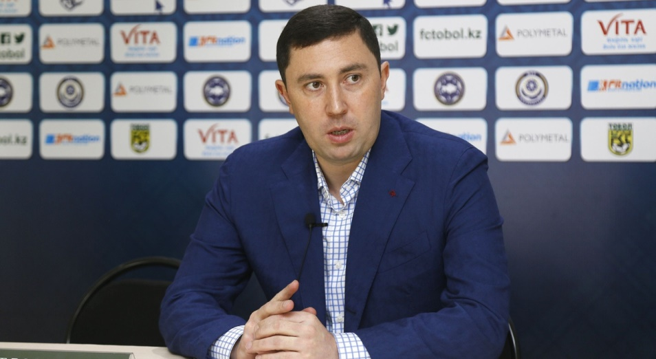 Газзаев о Лиге Европы: «Тобол» должен быть во втором этапе отбора»