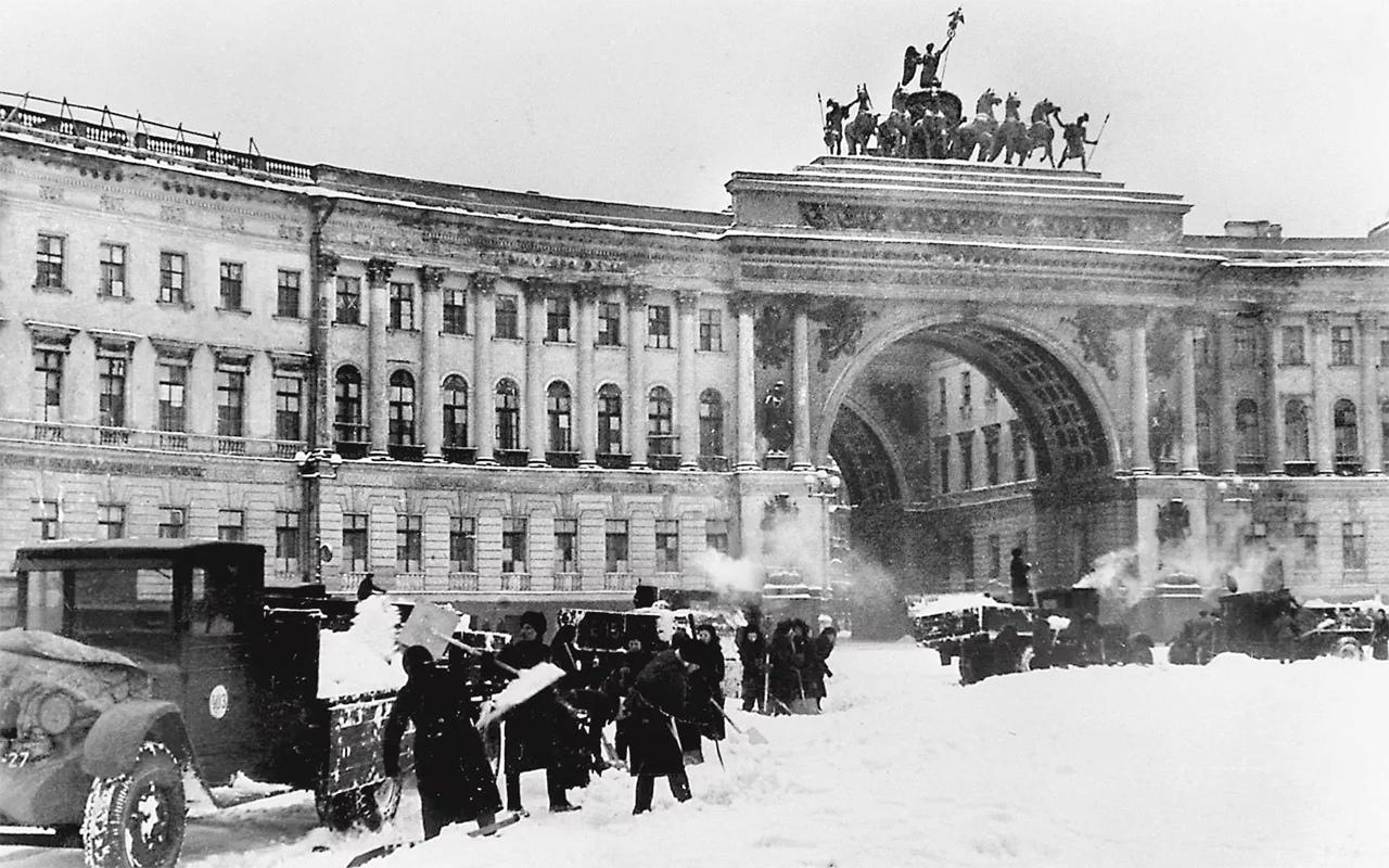Германия выделила €12 млн на поддержку выжившим в блокаде Ленинграда