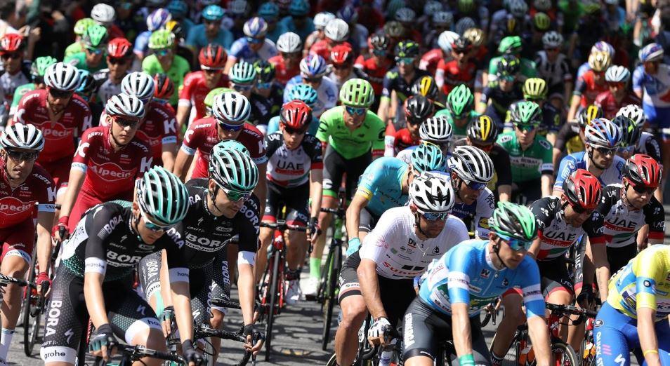 UCI разработал три сценария велогонок в 2020 году