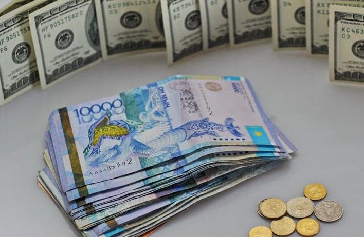 Доллар бағамы 354 теңгеге таяды, KASE, доллардың орташа бағамы, теңге нығайды