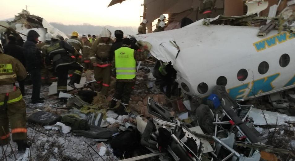 Выживший в авиакатастрофе под Алматы: «Мое посадочное место – 15С»
