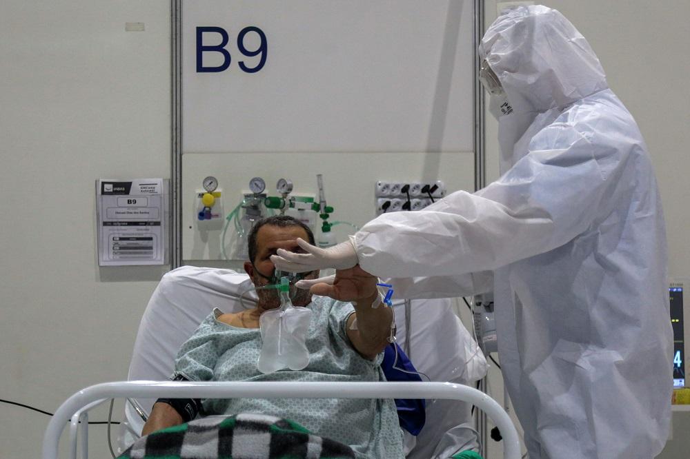 50 кислородных концентраторов поставлено в онкоцентры РК