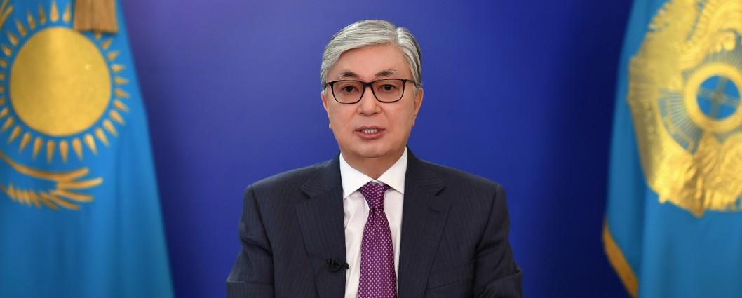 Касым-Жомарт Токаев подписал указ о досрочных выборах Президента РК