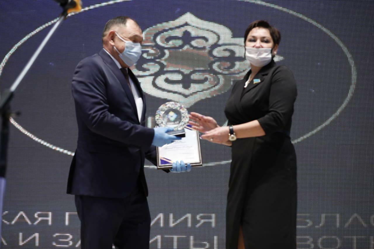 Вручена первая премия защитникам природы Казахстана