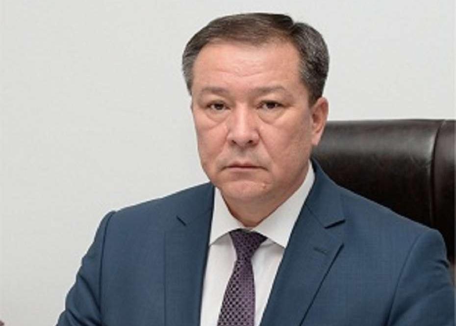 Досье: Искаков Куанышбек Досмаилович, Куанышбек Искаков, досье, акимат Кызылординской области, назхначение