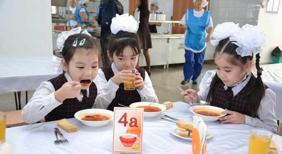 4 млрд тенге выделят на школьное питание в Астане, школьное питание, Школы, дети, ГЧП, бизнес