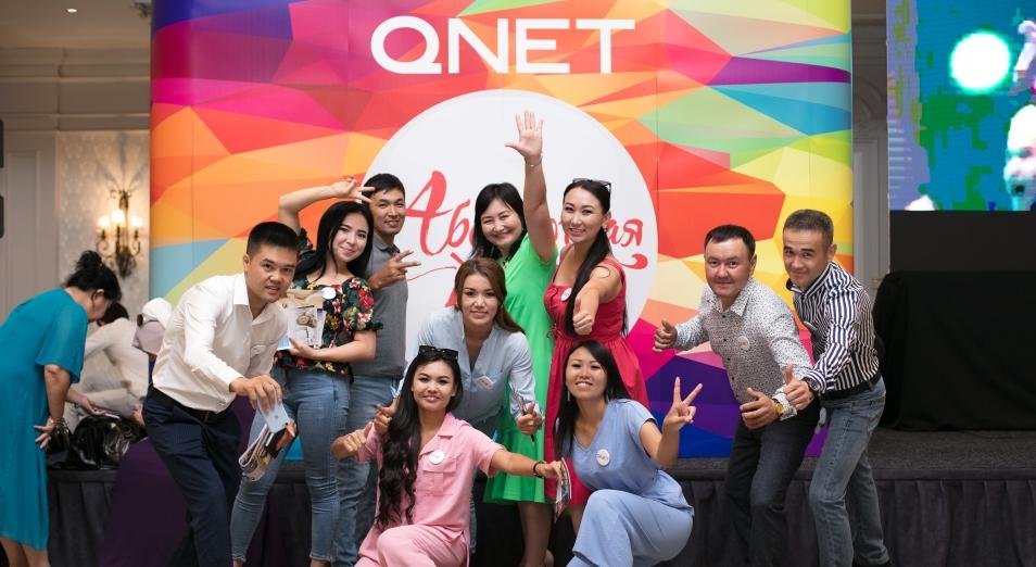 EXPO QNET 2019 посетили более 5000 казахстанцев