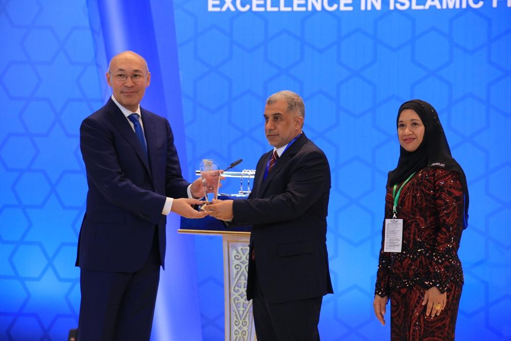 МФЦА получил сразу три престижные награды GIFA в области исламских финансов