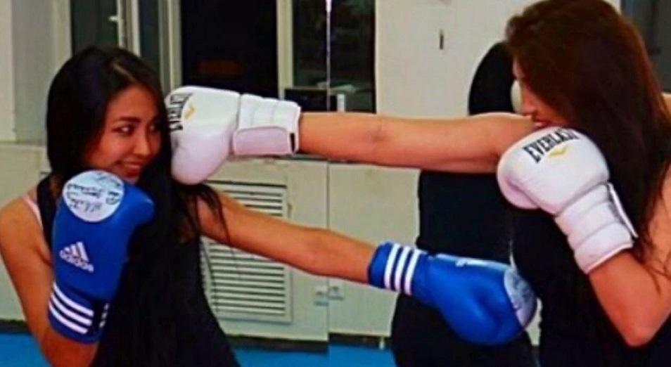 GGG среди женщин выйдет на ринг в январе, Боксерша, Тихуань, Мексика, Аида Сатыбалдинова
