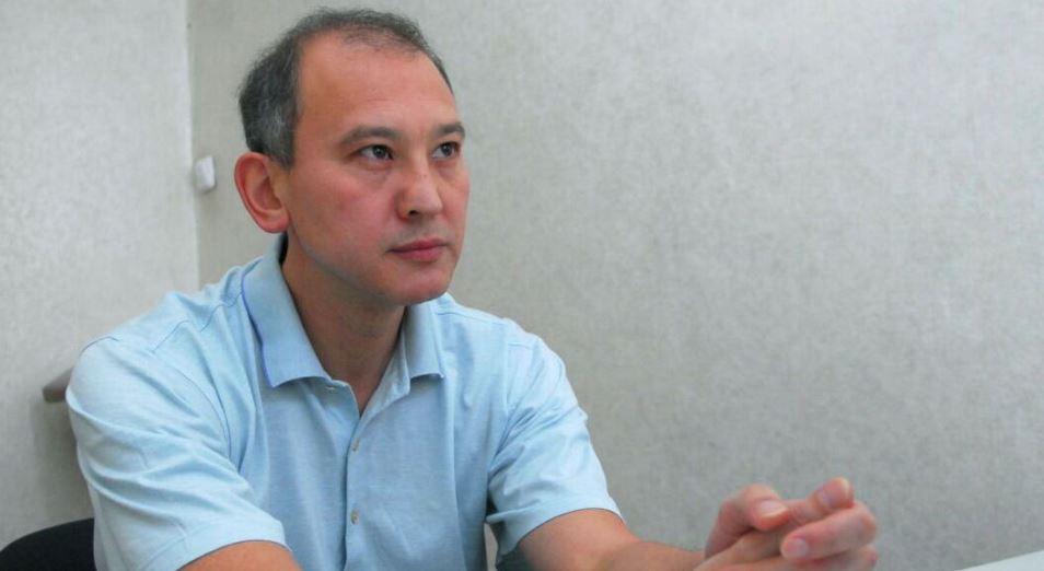 Мухтар Джакишев впервые вышел в прямой эфир после освобождения