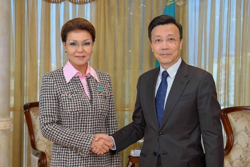 Казахстан намерен укреплять сотрудничество с Китаем