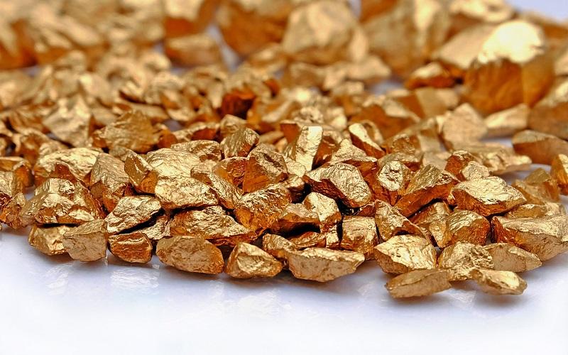 Россия за девять месяцев увеличила выпуск золота на 11%