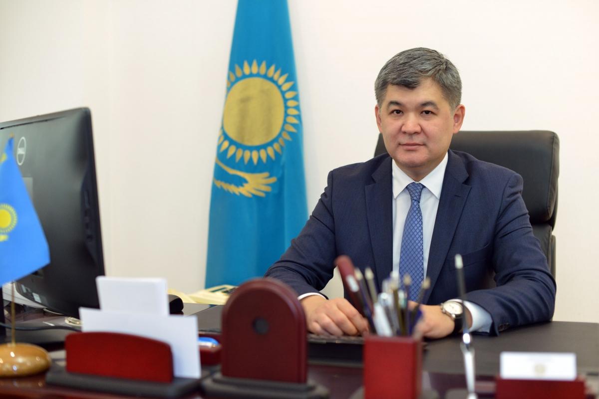 Досье: Биртанов Елжан Амантаевич, Елжан Биртанов, Министр здравоохранения