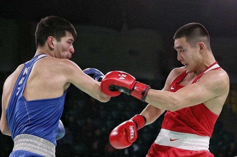 Конфедерация кубогы Түркістан боксшыларына бұйырды