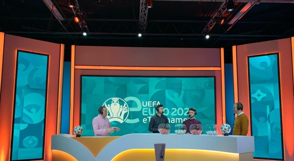 Казахстан сразится за путевку на еЕвро-2020 с Испанией