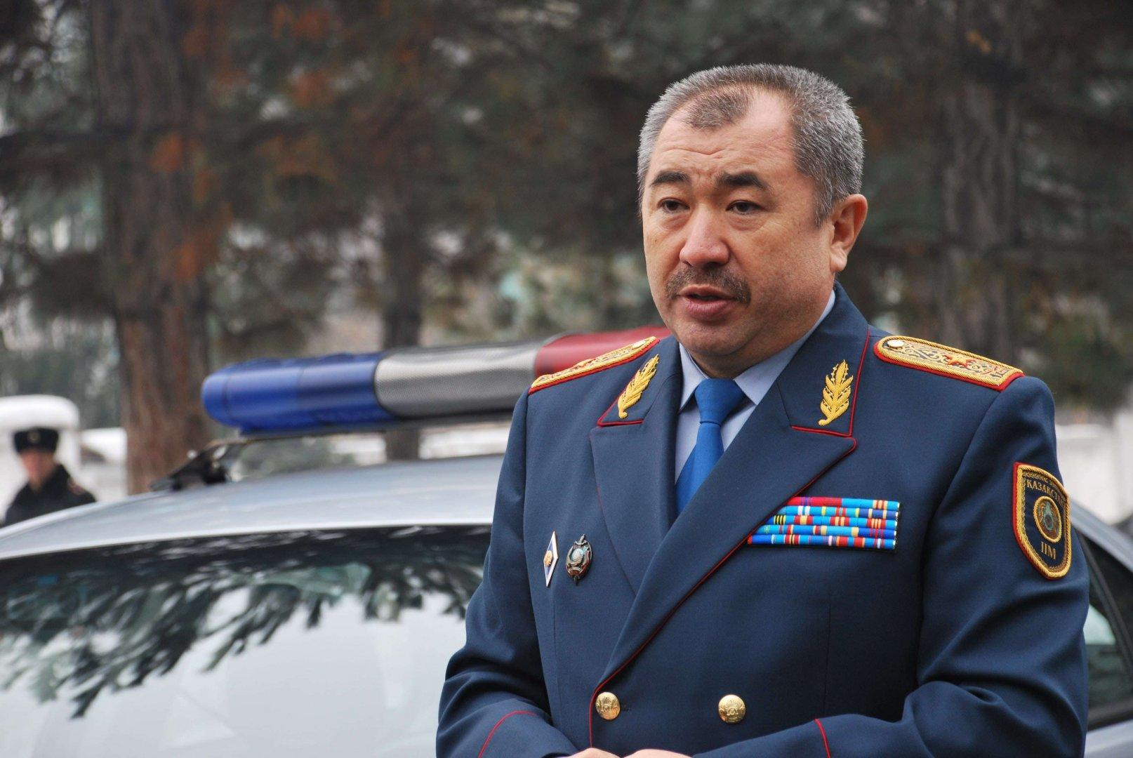Ерлан Тургумбаев возьмет на личный контроль гражданские дела  , Ерлан Тургумбаев, Гражданские дела, Астана, МВД РК