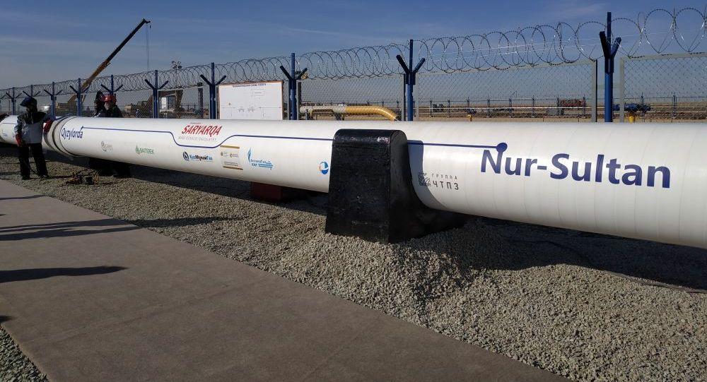 Газопровод «Сарыарка» дойдет до столицы к Новому году