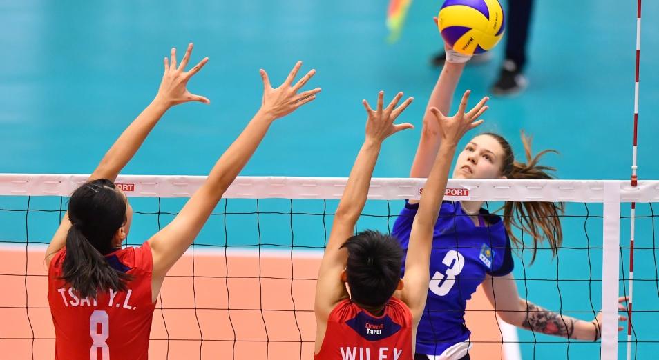 Чемпионат Азии по волейболу до 19 лет: Казахстан – в четвертьфинале