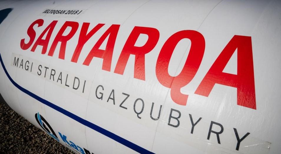 Газопровод «Сарыарка» дотянули до столицы