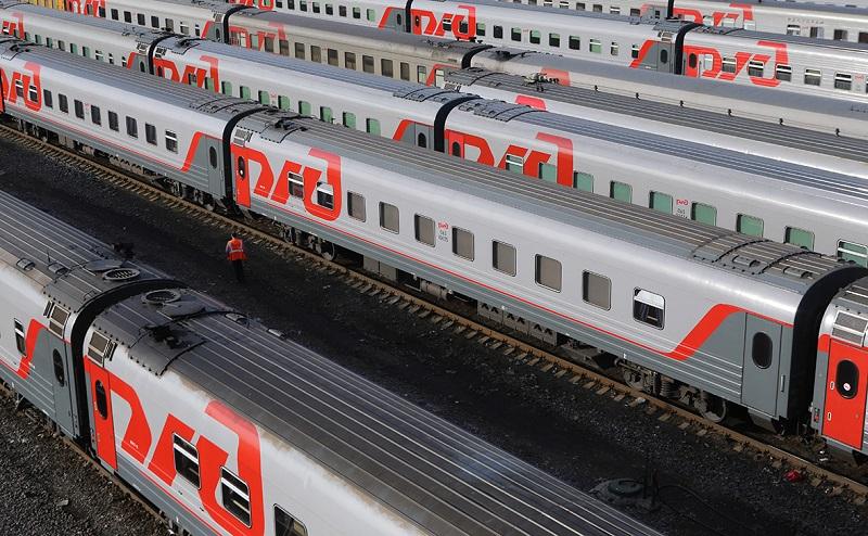 РЖД временно отменяет курсирование пассажирских поездов в сообщении с Казахстаном