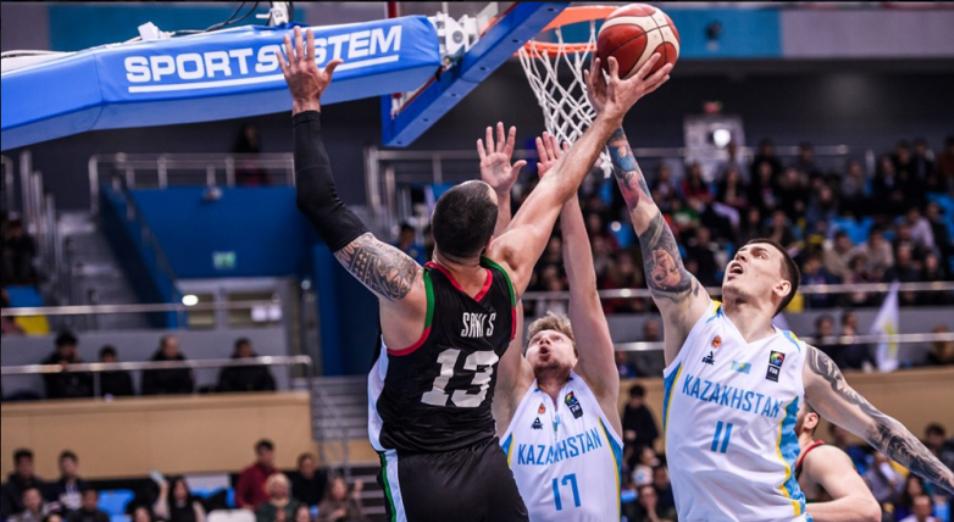 Кубок Азии по баскетболу: Казахстан пока второй в группе
