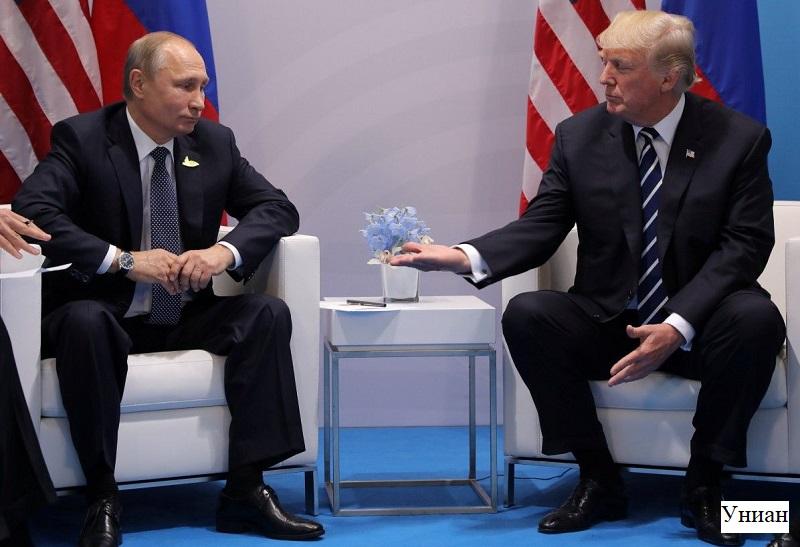 Трамп заявил, что сумел наладить отношения с Путиным