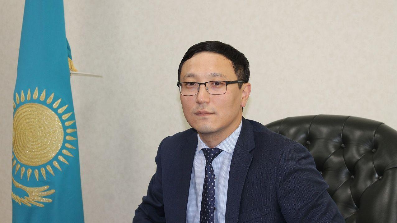 Досье: Енсебаев Руслан Сатбекович,  Вице-министр финансов РК