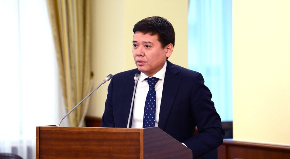 Сенат утвердил изменение статуса Совета безопасности, Совет безопасности, Законодательство, Марат Бекетаев