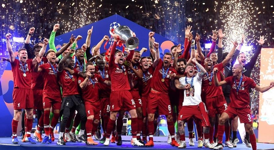 Чемпиондар лигасында «Ливерпуль» топ жарды