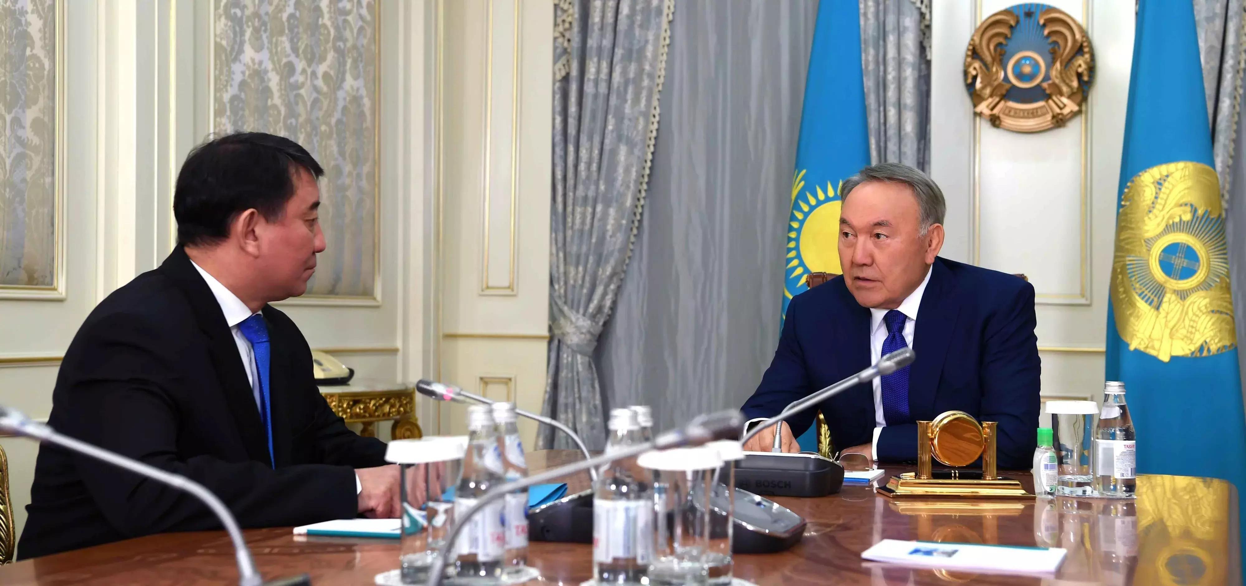 Нурсултан Назарбаев назначил экс-директора Службы внешней разведки секретарём Совбеза Казахстана,  назначение , Внешняя разведка, Секретарь Совбеза