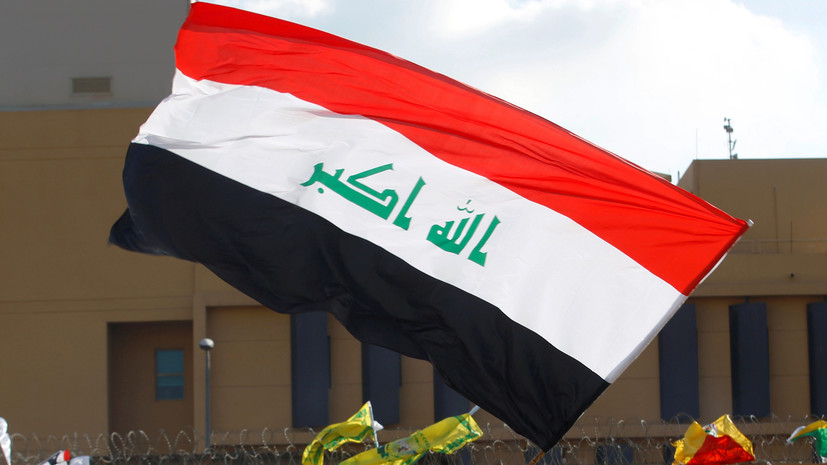 Администрация США приступила к подготовке пакета санкций против Ирака