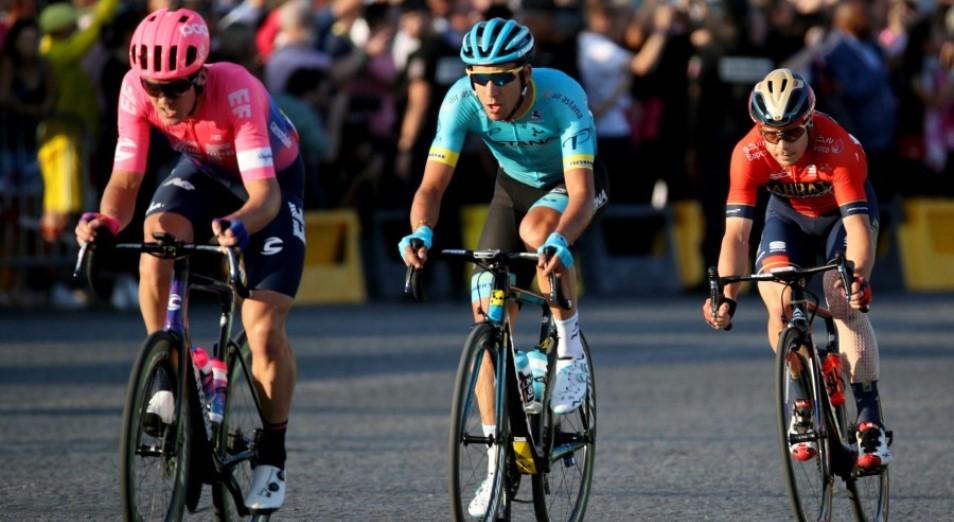 «Тур де Франс»: Луценко впервые вошел в топ-20