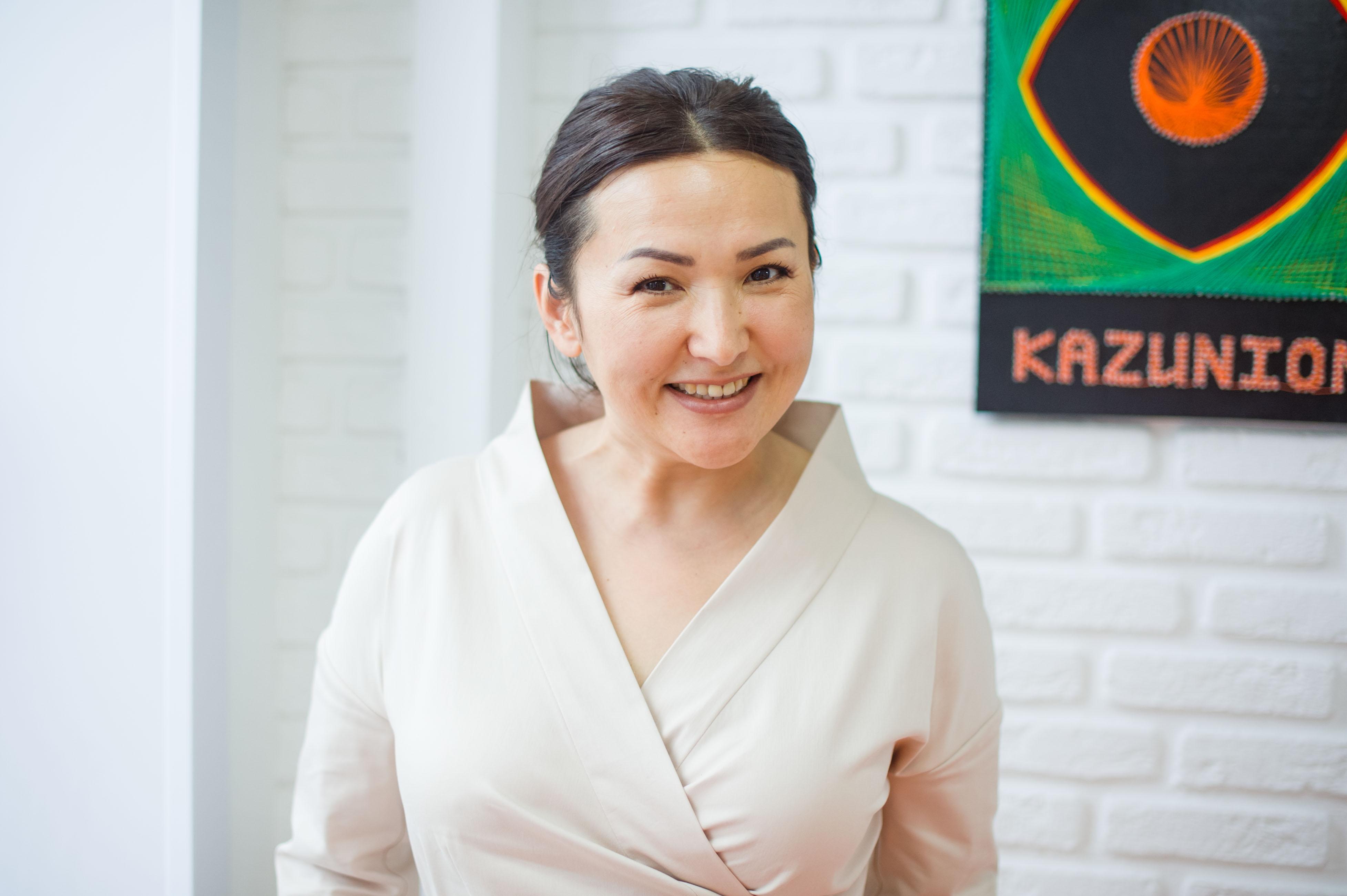 Цена входа на косметический рынок – 300 тысяч долларов – Лаура Галиева