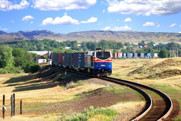 ҚР аумағы бойынша транзиттік тасымал көлемі 7 млн тоннаны құрады