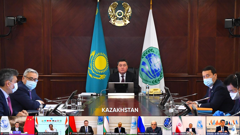 Аскар Мамин предложил усилить сотрудничество государств ШОС в агропромышленной сфере