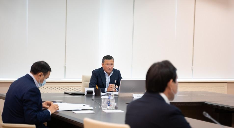 Тимур Кулибаев: меры господдержки нужно направить на восстановление пострадавших секторов бизнеса