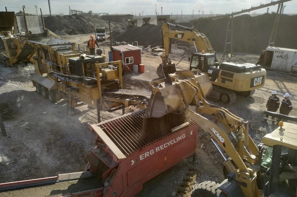 Начала работу компания по переработке промышленных отходов созданная ERG
