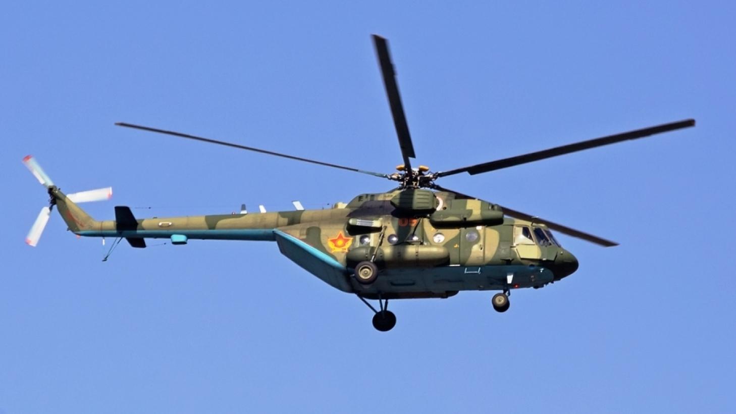 Аким Мангистауской области пообещал помощь семьям военных, погибших при крушении вертолета