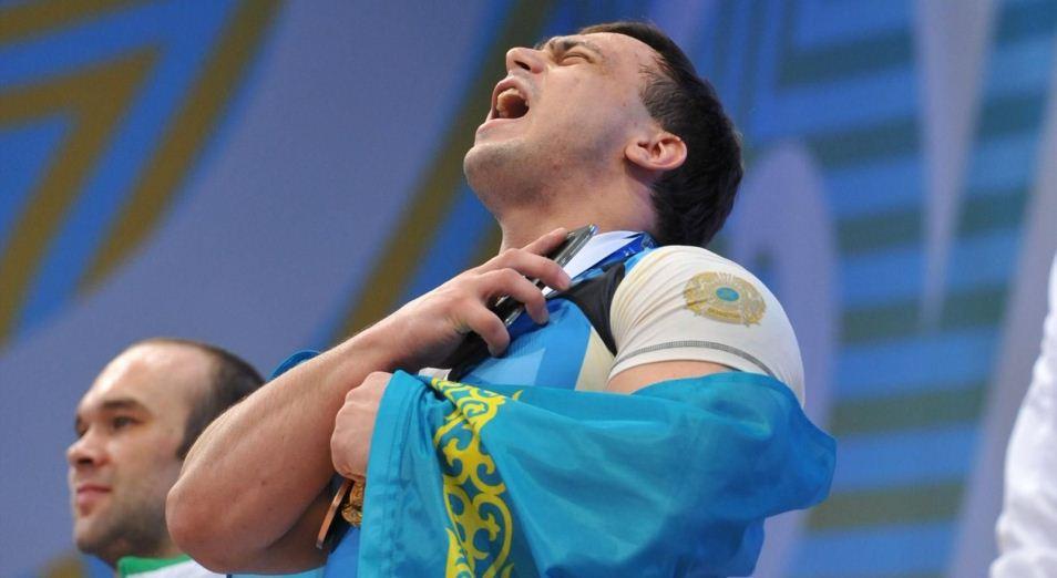 Илья Ильин үлкен спортқа оралды, Илья Ильин, зілтемірші, үлкен спорт, оралу
