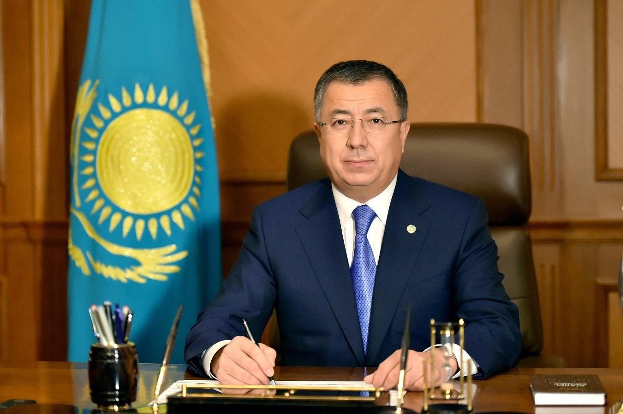 Жансеит Туймебаев назначен заведующим секретариатом Ассамблеи народа Казахстана