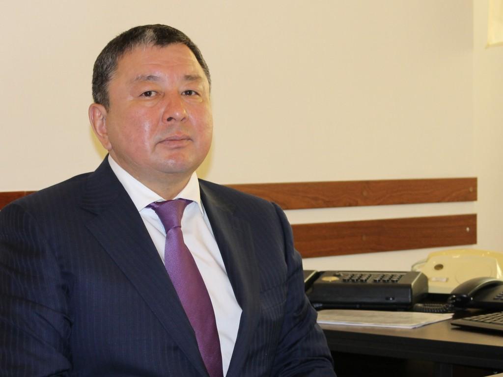 Досье: Айтмухаметов Косман Каиртаевич, акимат Туркестанской области