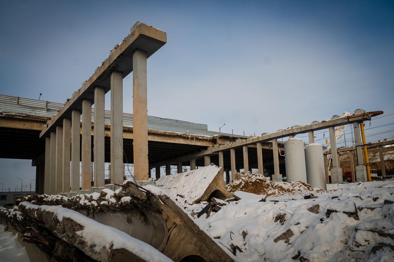 «Горбатый» мост отремонтируют в Нур-Султане