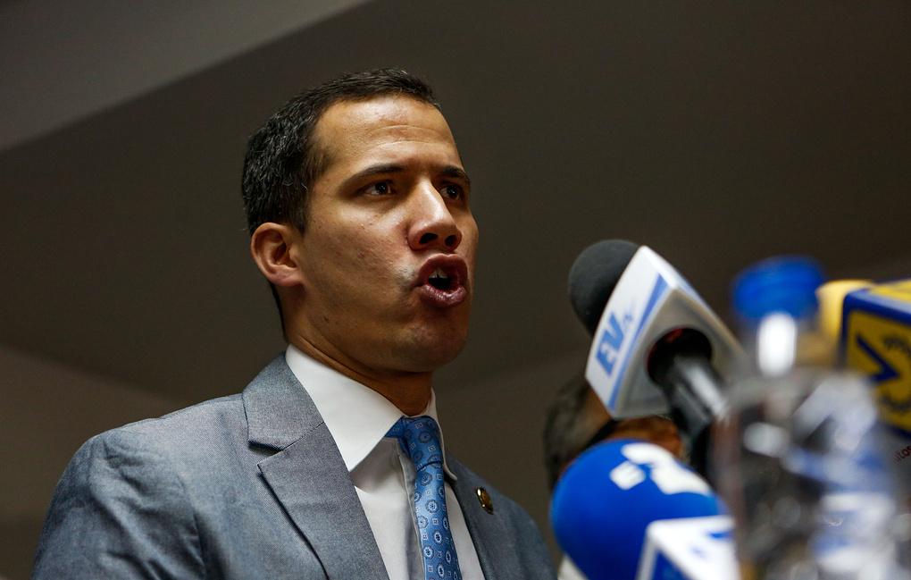 В Венесуэле задержали главу парламента страны