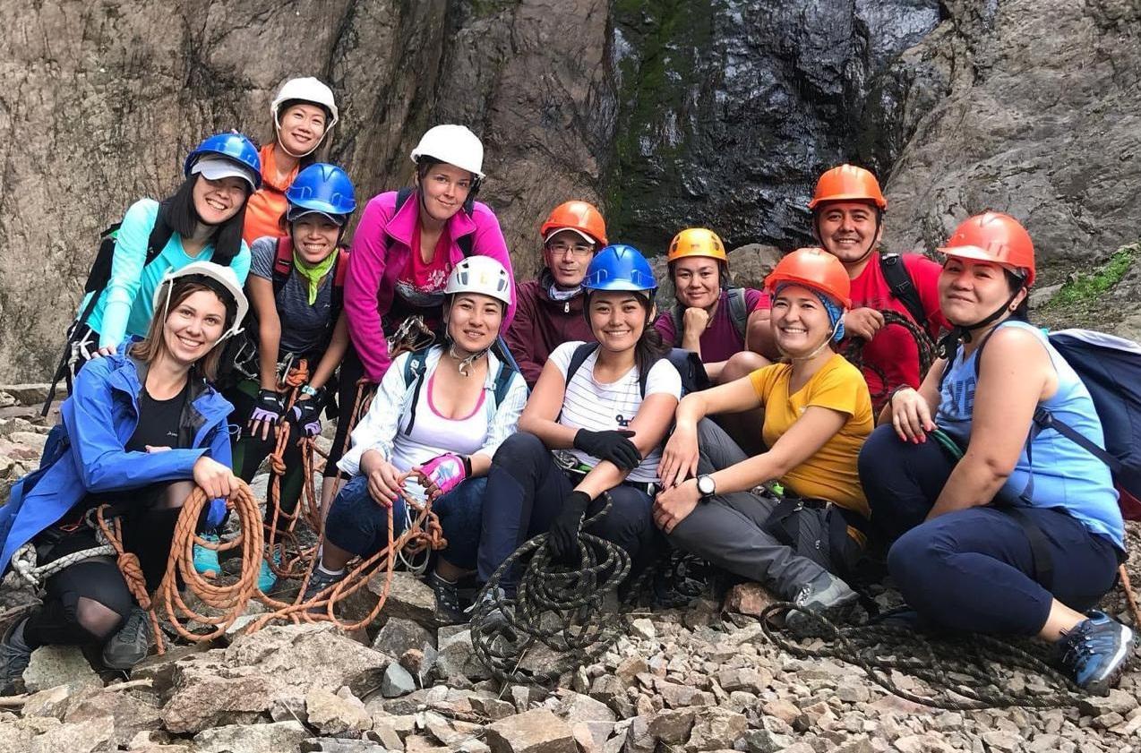 Волонтерлер Президенттен экологиялық туризмді дамыту жобасына қолдау көрсетуді сұрады