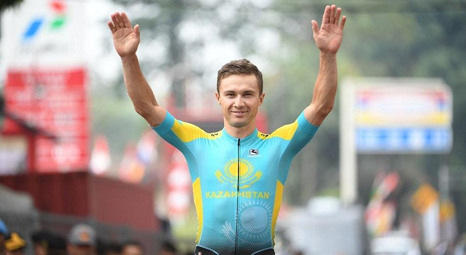Луценко сделал золотой дубль на Азиаде в Джакарте