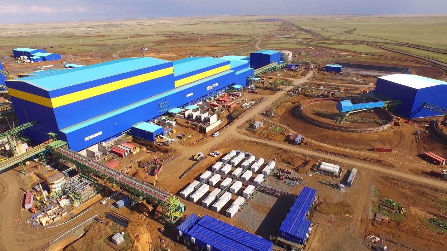 Предприятия СЭЗ «Павлодар» произвели продукции на 72 млрд тенге